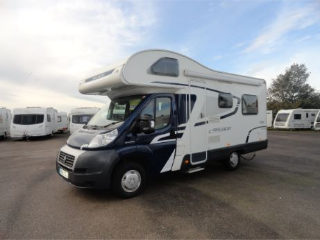 2011 Swift Escape 622